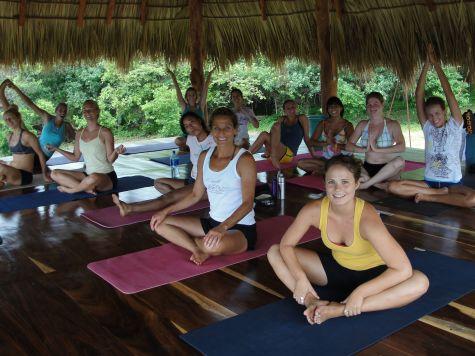 Coco Loco yoga studio