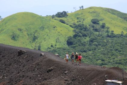 Cerro Negro volcano hike
